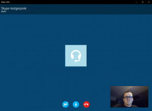 skype video